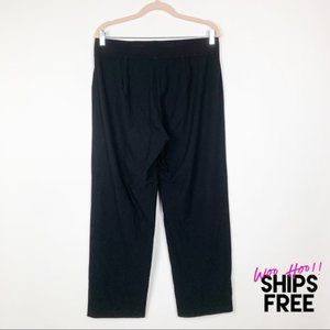Jil Sander High Waist Dress Pants Navy #0207
